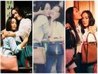 Cặp chị em 'nữ thần' Jessica - Krystal chỉ là chụp hình thời trang thôi mà cũng ngọt hết nấc