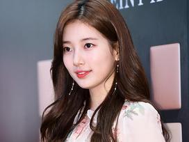 Xuất hiện sau khi chia tay Lee Dong Wook, Suzy đẹp đến mức ai cũng ngỡ ngàng