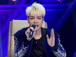 Đức Phúc bức xúc, phản ứng gay gắt khi thí sinh tuyên bố vào showbiz cần ngoại hình hơn giọng hát