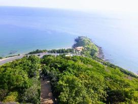 Ngắm Hồ Tràm nguyên sơ, hớp hồn du khách từ flycam