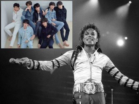 BTS từ chối tham gia góp giọng vào ca khúc tưởng niệm 'ông hoàng nhạc Pop' Michael Jackson