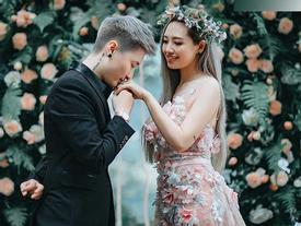 Quấn như sam với người tình đồng giới suốt 2 năm, ai dè khi chia tay, MC Ngọc Trang khẳng định 'tôi không phải đồng tính nữ'