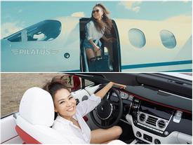 Hài hước: 'Rich Kids' cũng phải dẹp sang một bên khi 'Rich Thu Minh' khoe tài sản