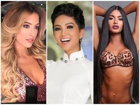Một mình một kiểu, liệu mái tóc tém có đủ sức hô biến H'Hen Niê trở thành thí sinh đặc biệt nhất Miss Universe 2018?