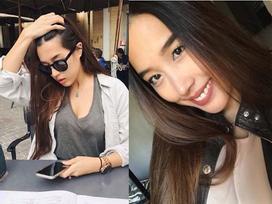 Chân dung bạn gái mới vừa sành điệu lại khéo ăn nói của Huỳnh Anh