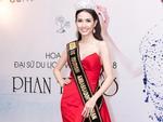 Phan Thị Mơ đăng quang Hoa hậu Đại sứ Du lịch Thế giới 2018-4