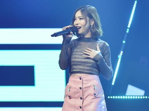 Bị Hương Tràm chê thậm tệ, bạn gái U23 Quang Hải bị loại khỏi 'The Debut'