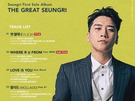 Bạn có biết: Bài hát mới của Seungri suýt nữa đã được dành cho… Black Pink