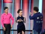 Việt Hương nổi cơn ghen tanh bành, Hoài Linh đòi 'quất phù mỏ' ngay trên sóng truyền hình