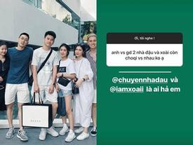 Dân mạng nghi ngờ bộ 3 gia đình hot face tan rã, Kiên Hoàng đáp lời trên Instagram