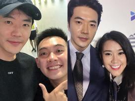 Fans ghen tị khi Phở - Ngọc Thảo thi nhau khoe kỷ niệm chưa bao giờ kể về mỹ nam 'Nấc thang lên thiên đường' Kwon Sang Woo