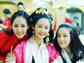Nữ diễn viên nhận 'gạch đá' vì đăng ảnh chụp chung cùng Park Min Young vàJung Ryeo Won