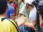 Yên Bái: Dùng máy xúc đưa thi thể phó Bí thư về nhà an táng