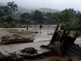 14 người thiệt mạng, 13 nạn nhân mất tích do mưa lũ