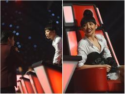Noo Phước Thịnh thách đấu Tóc Tiên và màn loại gay cấn nhất lịch sử 'The Voice'