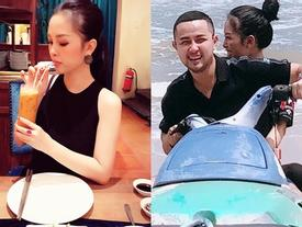 Trang Pilla khoe được anh trai ca sĩ Bảo Thy cưng chiều như trứng mỏng