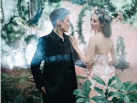 Khẳng định mình 'chuẩn girl', MC Ngọc Trang tiết lộ tình cũ đồng giới Lin Jay có thể quay về làm con gái 'xịn'