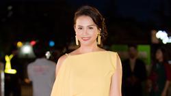 Thảm đỏ Hoa hậu Việt Nam 2018: 'Hoa hậu ở ẩn' Ngọc Khánh bất ngờ xuất hiện lộng lẫy không kém cạnh đàn em