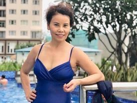 Dù đã ngoài 60 nhưng mẹ đẻ Hồ Ngọc Hà vẫn tự tin mặc bikini bó sát siêu gợi cảm