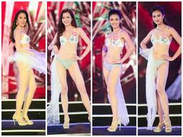 Ngắm trọn thân hình nóng bỏng với bikini của dàn thí sinh phía Bắc - Hoa hậu Việt Nam 2018
