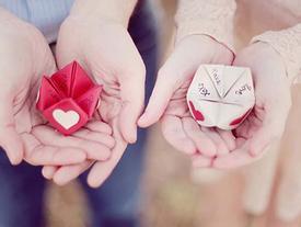 Tình yêu rất cần một kết quả, ấy là có thể bên cạnh nhau suốt cả cuộc đời