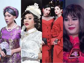 Cùng giả gái nhưng sao nam Việt người xinh đến độ 'gái thẳng' khóc thầm, kẻ xấu đến mức quỷ hờn ma chê