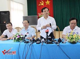 'Tính chất sự việc Sơn La nghiêm trọng và phức tạp hơn Hà Giang'
