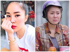 Bênh cô gái nhu nhược trong 'Gạo nếp gạo tẻ', Lê Phương muốn thanh minh cho mình: 'Đừng dùng miệng thể hiện bản lĩnh'