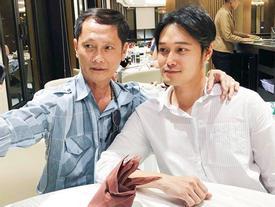 Quang Vinh lần đầu đăng ảnh cùng cha, gián tiếp phủ nhận là thiếu gia tập đoàn điện máy lớn nhất Việt Nam