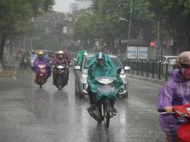 Dự báo thời tiết 25/7: Bắc Bộ mưa to, có nguy cơ lũ quét