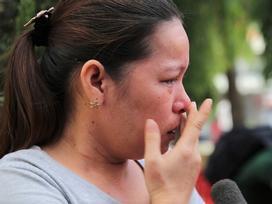 Nước mắt rơi tại phiên xét xử bảo mẫu Mầm Xanh ở Sài Gòn