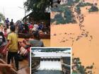 Cuộc chiến tuyệt vọng suốt 24 giờ ngăn vỡ đập thủy điện ở Lào