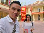MC Hoàng Linh hạnh phúc khoe xế hộp tiền tỷ mới tậu cùng chồng sắp cưới-9