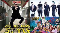 Top 100 video xem nhiều nhất thế giới từ 2010-2017: Kpop có PSY độc chiếm, BTS - BlackPink vắng mặt!