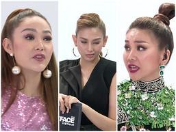 Võ Hoàng Yến bĩu môi khi Thanh Hằng - Minh Hằng hăng say 'choảng' nhau giành trai đẹp