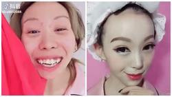 Make-up biến hình thành mỹ nhân cổ trang trong tích tắc, cô gái khiến người xem 'ngả mũ bái phục'