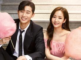 Cư dân mạng choáng khi hay tin cặp tình nhân 'Thư ký Kim' Park Seo Joon và Park Min Young hẹn hò đã 3 năm