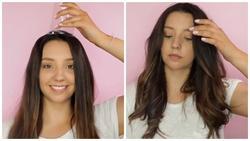 Mẹo tạo tóc xoăn sóng nước bằng cốc nhựa rẻ tiền, không hại tóc