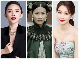 Đặng Thu Thảo, Tóc Tiên và nhiều sao Việt đang 'phát cuồng' trước phim cung đấu mới của Xa Thi Mạn