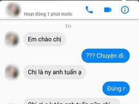 Sự thật vụ thiếu nữ ngang nhiên nhắn tin cho bạn gái crush xin được nói chuyện với crush như bạn xã giao