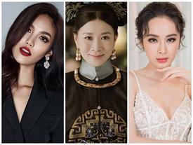 Angela Phương Trinh và Lan Khuê đồng loạt nhập hội fan cuồng 'Diên hi công lược' - bom tấn 1 tỷ lượt xem