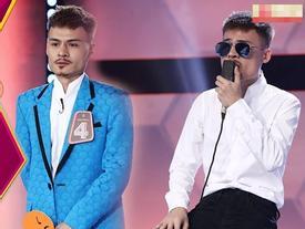 'Hiện tượng livestream' Hoa Vinh thể hiện giọng hát thật ở game show