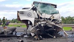 Lời kể nhân chứng vụ tai nạn xe đám cưới 13 người chết