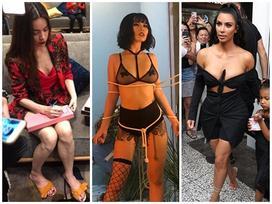 SAO MẶC XẤU tuần qua: Hồ Ngọc Hà lộ thân hình trơ xương - Linh Miu phản cảm nhận 'mưa' chỉ trích
