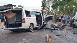 Vụ tai nạn 13 người chết ở Quảng Nam: Tang tóc cả họ ngày rước dâu