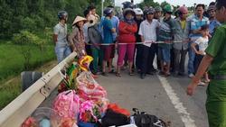Vụ tai nạn xe dâu 13 người chết: Chú rể cô dâu đã cưới ở Bình Dương
