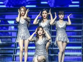 Bảng xếp hạng fandom của sao Kpop tại Trung Quốc: T-ara vượt mặt tất cả các girlgroup!
