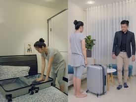 'Gạo nếp gạo tẻ' tập 37: Có vợ nào tử tế hơn Hương khi tự tay thu dọn hành lý tiễn chồng đi theo nhân tình