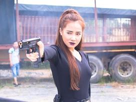 Trở lại màn ảnh rộng sau 1 năm đầy rẫy scandal, Nhã Phương gây bất ngờ với hình tượng nữ cường giỏi đánh đấm