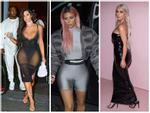 Ngực nặng trĩu như hai trái bom nhưng Kim Kardashian vẫn nghiện diện đầm bức tử vòng 1-11